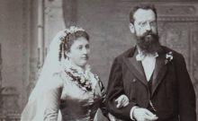 Hochzeitsbild Anton Seidl