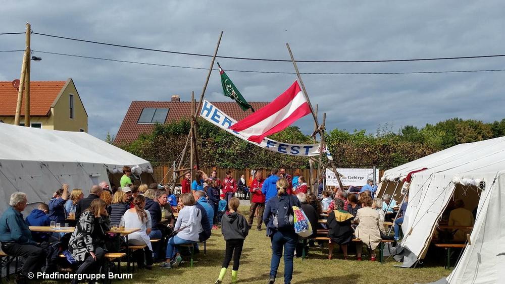 Pfadfinder Herbstfest