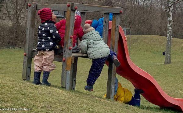 Sanierung Spielplatz Heugasse